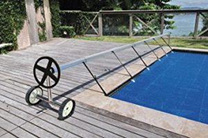 Kokido Stainless Steel In Ground Swimming Pool Cover