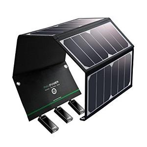 Ravpower Solar panel