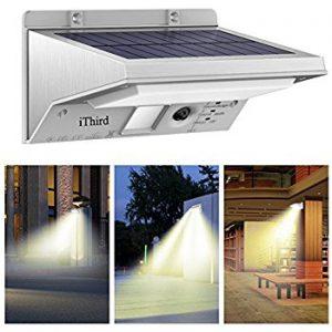 iThird Solar Spotlights