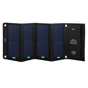 AUKEY 28W Solar Charger