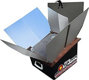 All American Solar Cooker