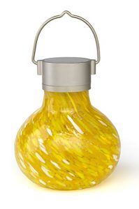 Allsop Home and Garden Solar Tea Lantern
