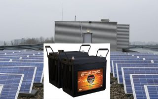Best Deep Cycle Battery for Solar