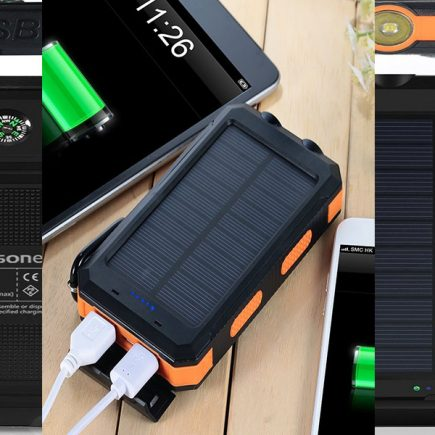 Best Hiking Solar Charger