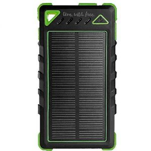 Best Rugged 8000 mAh Solar Charger