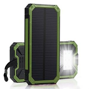 BlastSolar Portable Solar Charger