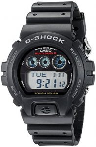 Casio G-Shock GW6900-1 Men's Tough Solar Black Resin Sport Watch