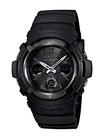 "Casio Men's ""G-Shock"" Solar Watch"