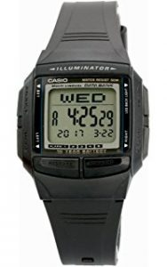 Casio Multilingual Mens Databank Watch