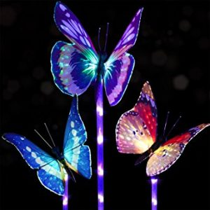 Doingart Garden Solar Lights Outdoor