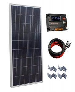 ECO-WORTHY 800W 12V Off Grid Battery Charging Complete Solar Panel Kit