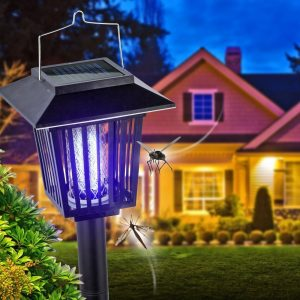 Enhanced Outdoor Flying Insect Killer