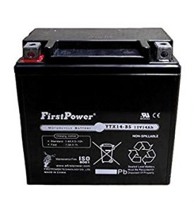 FirstPower Motorcycle Battery