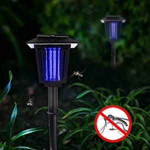 HQOON Solar Bug Zapper