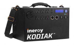 Inergy Kodiak Solar Generator