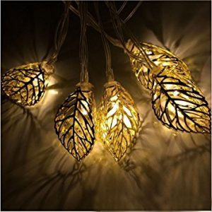 JOJOO Solar String Lights