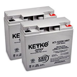 KEYKO Deep Cycle Battery
