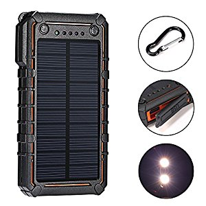 LBell Solar Charger