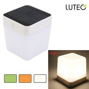 LUTEC Indoor Solar Light