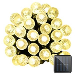 Lalapao G12 Solar Powered String Lights