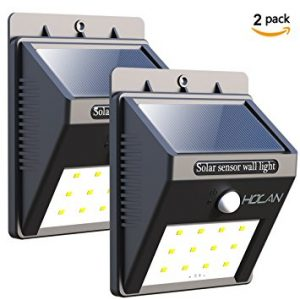 Lextreme Solar Outdoor Lights