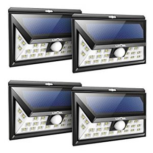 Litom 24 LED Solar Lights