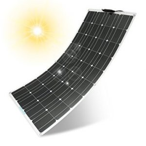 MOHOO Flexible Ultra Thin Lightweight Solar Panel
