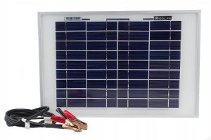 Mighty Max Solar Battery Charger