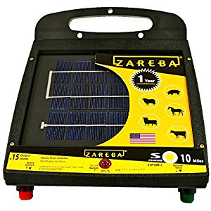 Mile Solar Low Impedance Fence Charger