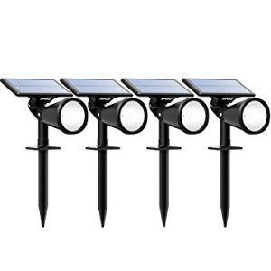 Mpow Solar Outdoor Lights