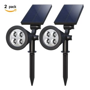 Mulcolor Solar Lights