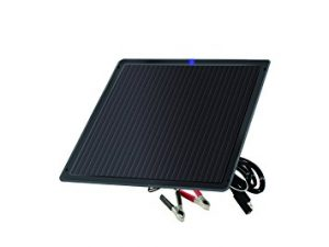 Nature Power 7.5W Solar Power 12V Battery Trickle Charger