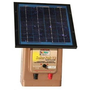 Parmak Magnum 12 Solar Pak Low Impedance Charger