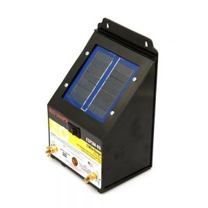 Red Snap'r ESP2M-RS 2-Mile Solar Fence Charger