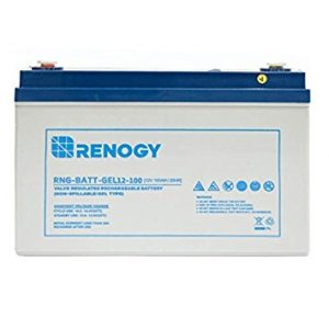 Renogy Deep Cycle Pure Gel Battery