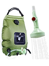 Ruipoo Solar Shower Bag Outdoor