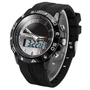 SKMEI Solar Power Wrist watch