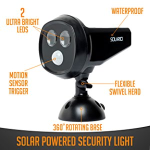Solario Wireless Outdoor Light