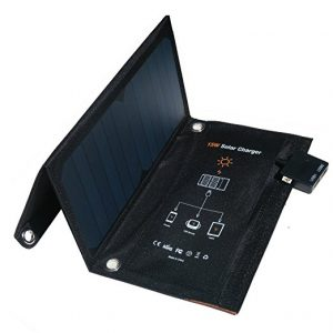 TuffGear 15W Foldable Solar panel