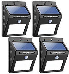 URPOWER Solar LED Lights