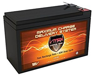 VMAXTANKS V10-63 AGM Deep Cycle Battery