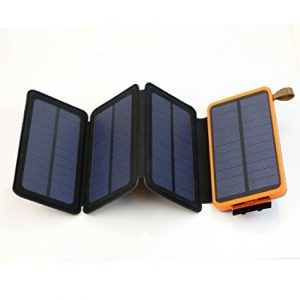 X-DRAGON Solar Panel Phone Charger