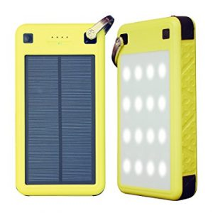 ZeroLemon Solar Battery Charger